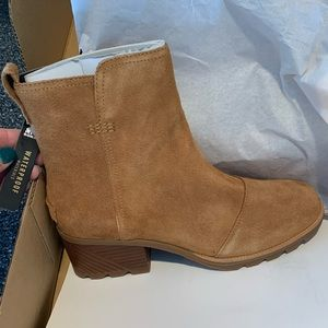 Sorel cate bootie brand new size 8